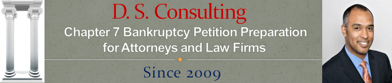 D.S._Consulting_Sacramento_CA_Ch._7_BK_Petition_Preparation
