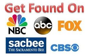 Get found on